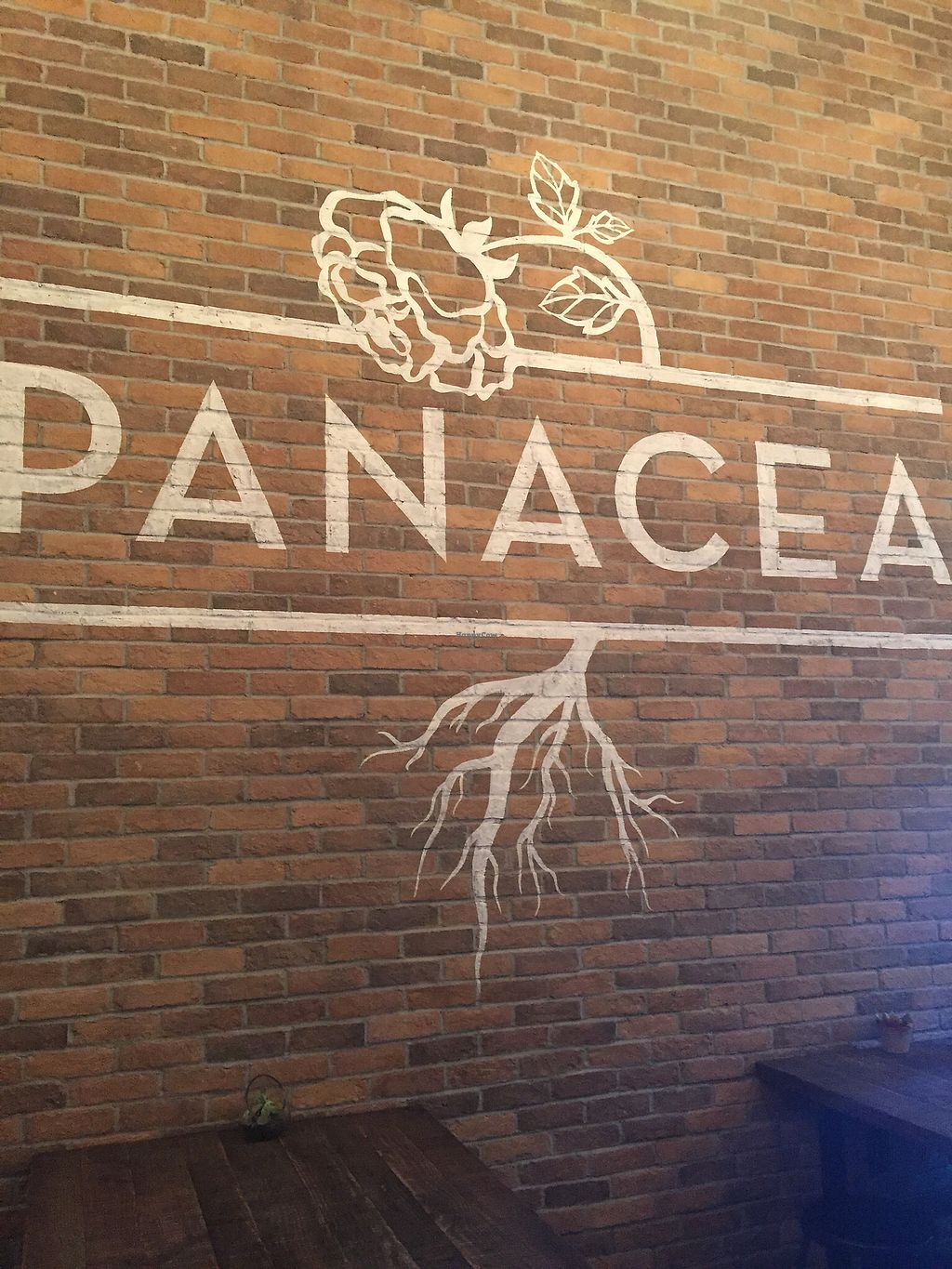 """Photo of Panacea  by <a href=""""/members/profile/Vegtrish"""">Vegtrish</a> <br/>Beautiful logo! <br/> March 13, 2018  - <a href='/contact/abuse/image/106333/370099'>Report</a>"""