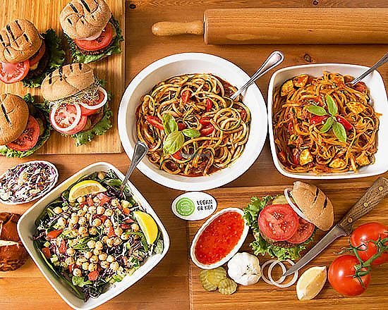 """Photo of Vegan or Not  by <a href=""""/members/profile/veganornot"""">veganornot</a> <br/>Selection of the food <br/> December 1, 2017  - <a href='/contact/abuse/image/106391/331277'>Report</a>"""