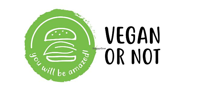 """Photo of Vegan or Not  by <a href=""""/members/profile/veganornot"""">veganornot</a> <br/>Vegan or Not logo <br/> December 1, 2017  - <a href='/contact/abuse/image/106391/331279'>Report</a>"""