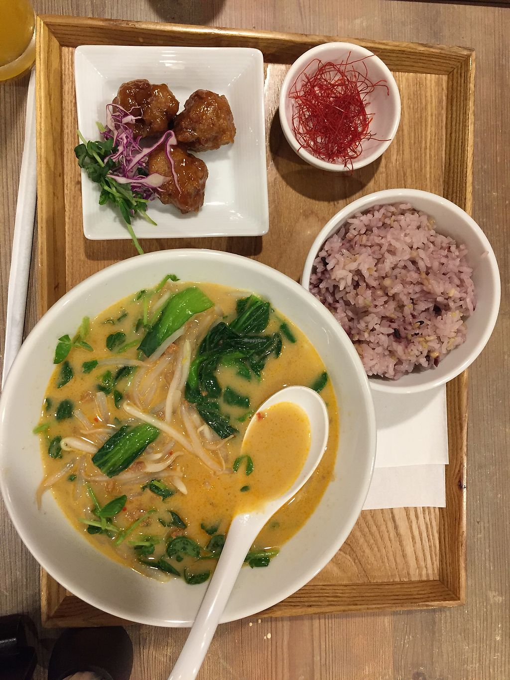 """Photo of T's Tantan - Ueno  by <a href=""""/members/profile/ChiamLongThiam"""">ChiamLongThiam</a> <br/>Set meal 3 <br/> March 22, 2018  - <a href='/contact/abuse/image/106436/374252'>Report</a>"""
