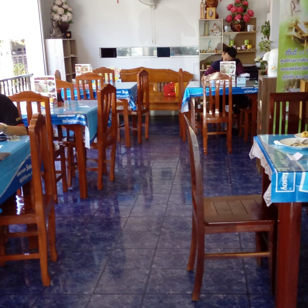 """Photo of Jishi Restaurant  by <a href=""""/members/profile/gazvegan"""">gazvegan</a> <br/>Dining area <br/> December 3, 2017  - <a href='/contact/abuse/image/106481/331705'>Report</a>"""