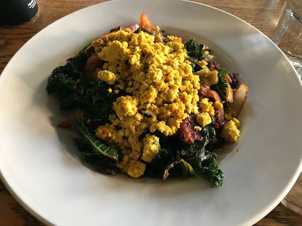 "Photo of City O' City  by <a href=""/members/profile/DebDewberry"">DebDewberry</a> <br/>Tempeh bacon hash  <br/> February 21, 2018  - <a href='/contact/abuse/image/10649/362165'>Report</a>"