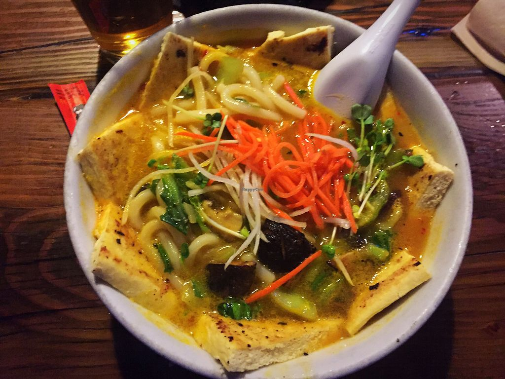 "Photo of City O' City  by <a href=""/members/profile/S%21dovegan%21e"">S!dovegan!e</a> <br/>Ramen  <br/> April 7, 2018  - <a href='/contact/abuse/image/10649/382019'>Report</a>"