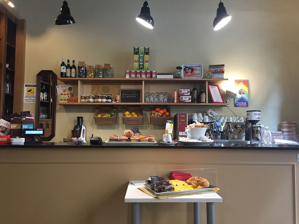 """Photo of L'Orto Cafe  by <a href=""""/members/profile/L_Almo_Clelarco"""">L_Almo_Clelarco</a> <br/>The other counter <br/> December 30, 2017  - <a href='/contact/abuse/image/106529/341010'>Report</a>"""