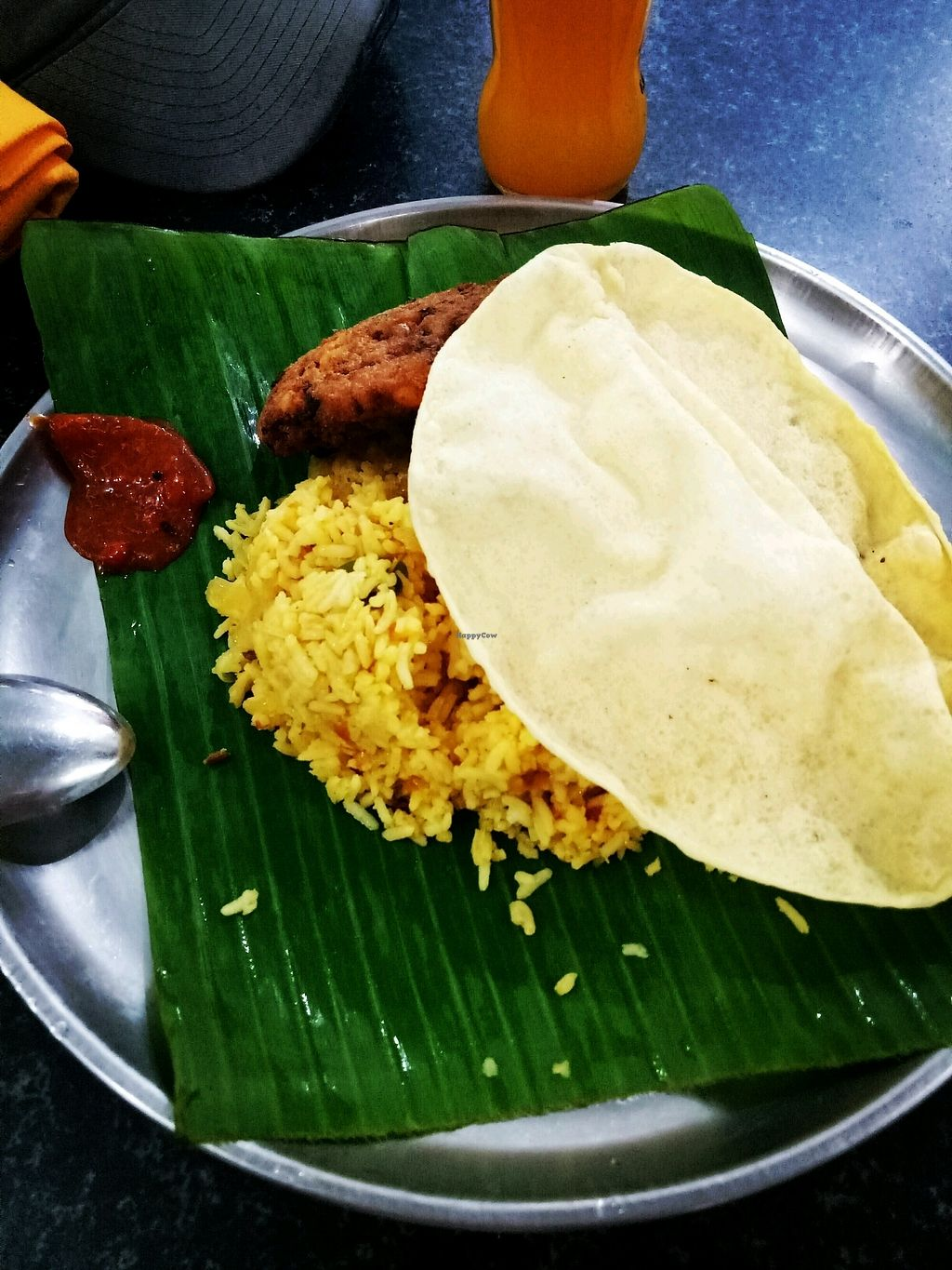 """Photo of Indian Delights  by <a href=""""/members/profile/Pazzodaprile"""">Pazzodaprile</a> <br/>tomato rice  <br/> December 5, 2017  - <a href='/contact/abuse/image/106559/332362'>Report</a>"""