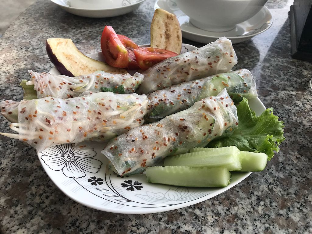 "Photo of Pacha Ma Ma  by <a href=""/members/profile/ShamusCT"">ShamusCT</a> <br/>Fresh spring rolls  <br/> December 5, 2017  - <a href='/contact/abuse/image/106571/332463'>Report</a>"