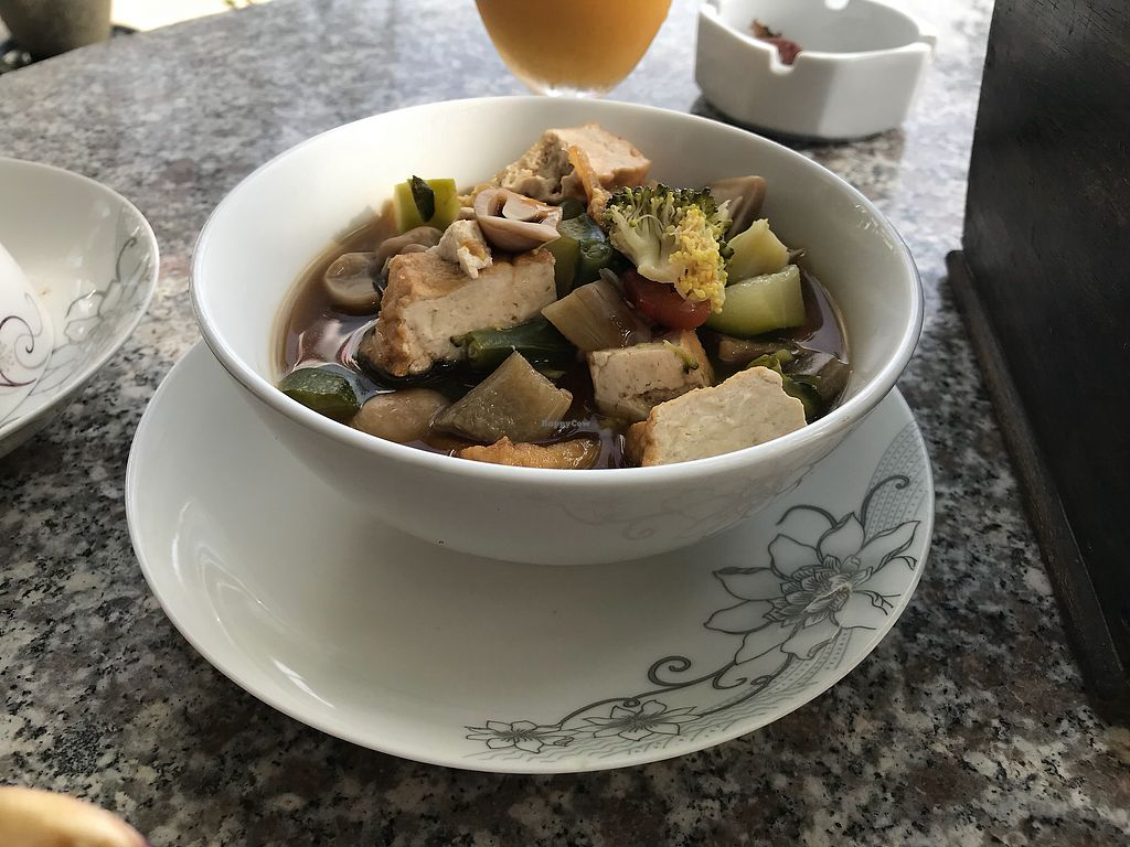 "Photo of Pacha Ma Ma  by <a href=""/members/profile/ShamusCT"">ShamusCT</a> <br/>Tofu and vegetable stew  <br/> December 5, 2017  - <a href='/contact/abuse/image/106571/332464'>Report</a>"