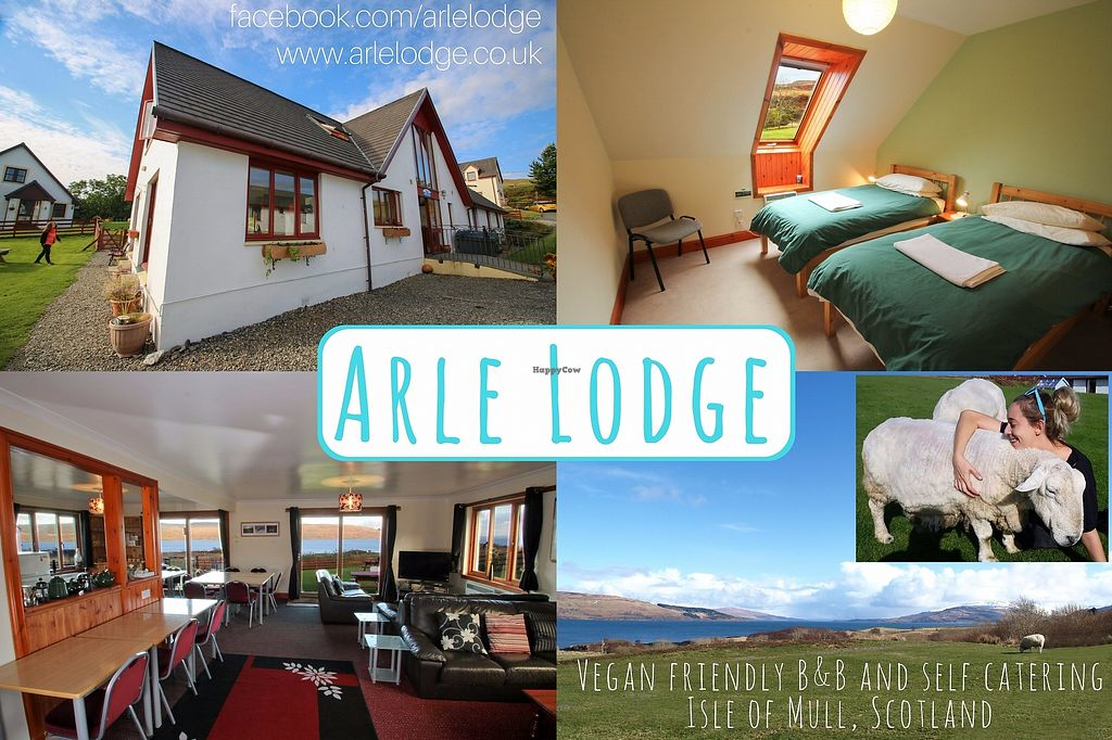 """Photo of Arle Lodge  by <a href=""""/members/profile/HannahMorris"""">HannahMorris</a> <br/>Arle Lodge, Isle of Mull <br/> December 5, 2017  - <a href='/contact/abuse/image/106616/332494'>Report</a>"""