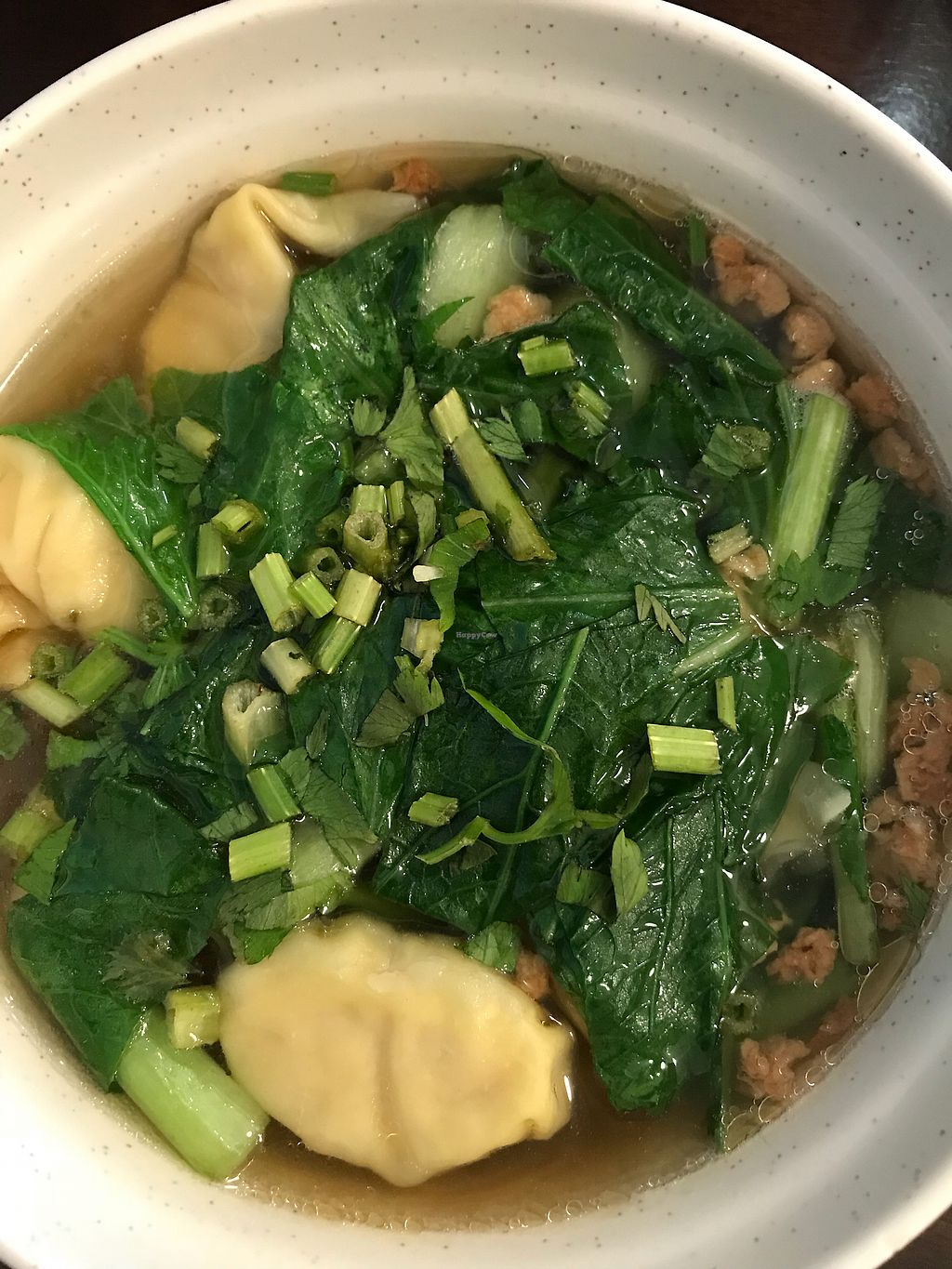 "Photo of Lily's Vegetarian Kitchen - Georgetown  by <a href=""/members/profile/Zerthis"">Zerthis</a> <br/>Dumpling Soup <br/> December 2, 2017  - <a href='/contact/abuse/image/10663/331336'>Report</a>"