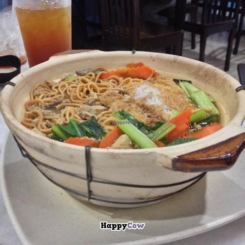"Photo of Lily's Vegetarian Kitchen - Georgetown  by <a href=""/members/profile/Teppiedoo"">Teppiedoo</a> <br/>Clay pot Mee! <br/> June 29, 2013  - <a href='/contact/abuse/image/10663/50460'>Report</a>"