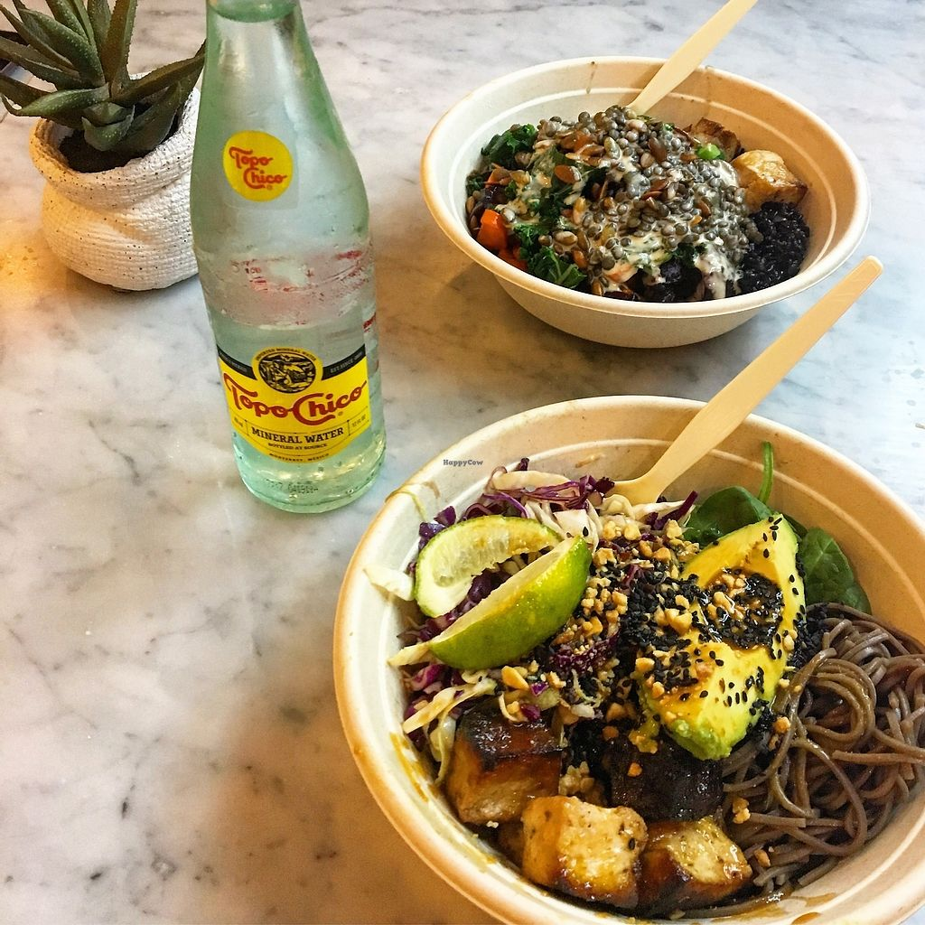 """Photo of Honest Mary's  by <a href=""""/members/profile/peace.loveandplants"""">peace.loveandplants</a> <br/>Soba Soba Bowl, Songbird Bowl <br/> December 5, 2017  - <a href='/contact/abuse/image/106646/332655'>Report</a>"""