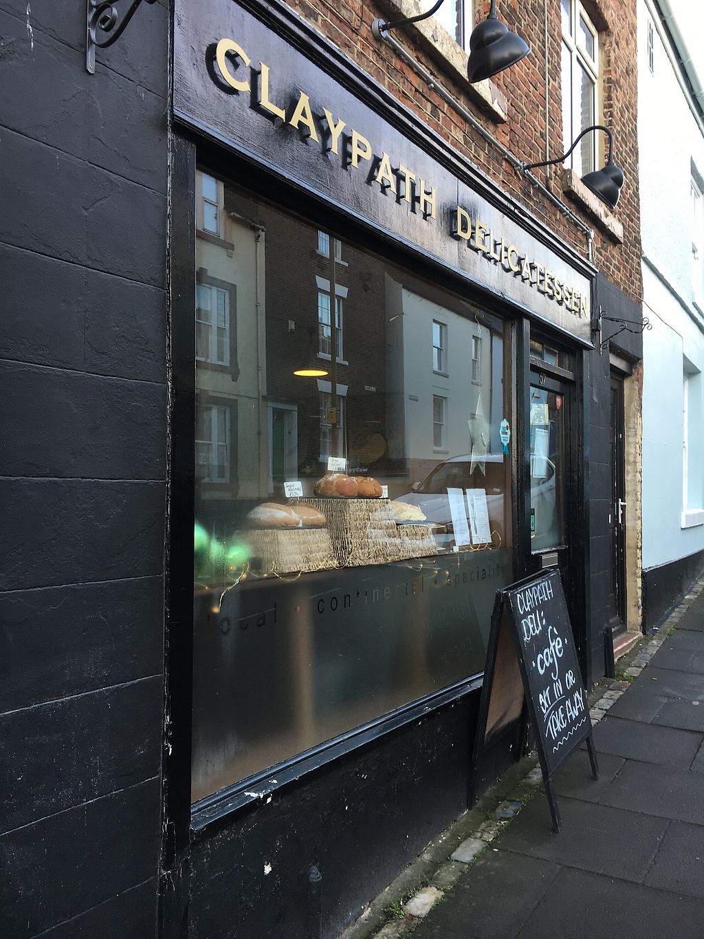 """Photo of Claypath Delicatessen  by <a href=""""/members/profile/hack_man"""">hack_man</a> <br/>Exterior <br/> December 22, 2017  - <a href='/contact/abuse/image/106651/338046'>Report</a>"""