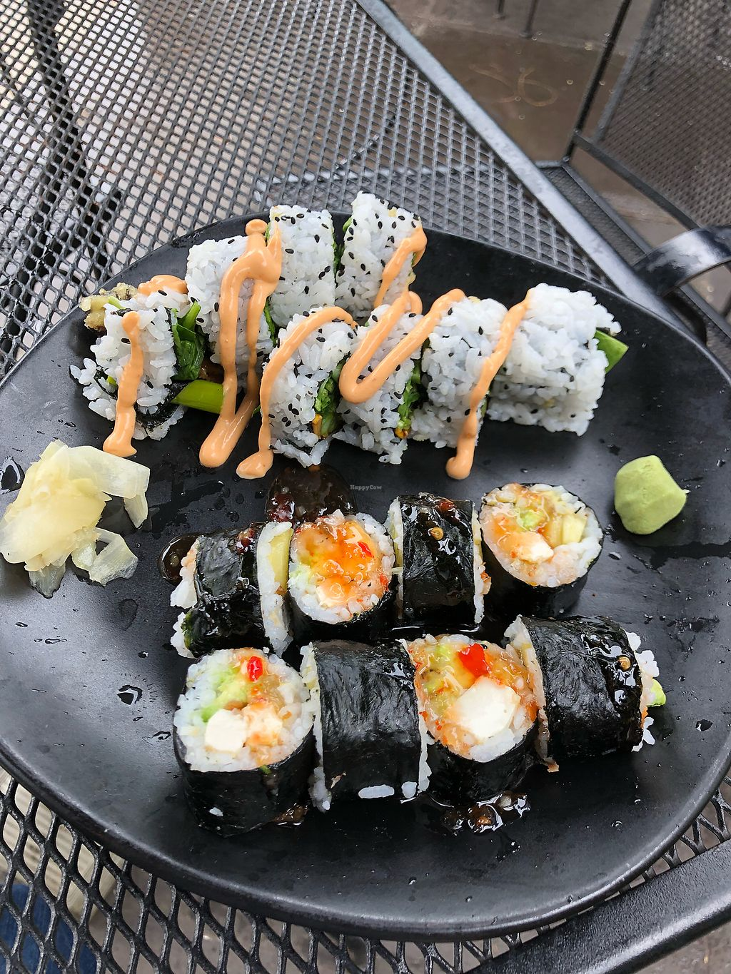 "Photo of Ok Bicycle Shop  by <a href=""/members/profile/carnold"">carnold</a> <br/>Sweetheart roll & Umami roll. YUMMY! <br/> March 18, 2018  - <a href='/contact/abuse/image/106653/372548'>Report</a>"