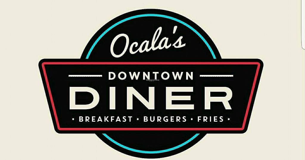 """Photo of Ocala's Downtown Diner  by <a href=""""/members/profile/JohnFresher"""">JohnFresher</a> <br/>Full Vegan Menu <br/> December 6, 2017  - <a href='/contact/abuse/image/106684/332914'>Report</a>"""