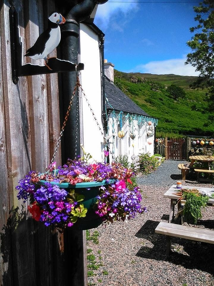 """Photo of Ballygown Restaurant  by <a href=""""/members/profile/HannahMorris"""">HannahMorris</a> <br/>Ballygown restaurant, Isle of Mull <br/> December 8, 2017  - <a href='/contact/abuse/image/106705/333353'>Report</a>"""