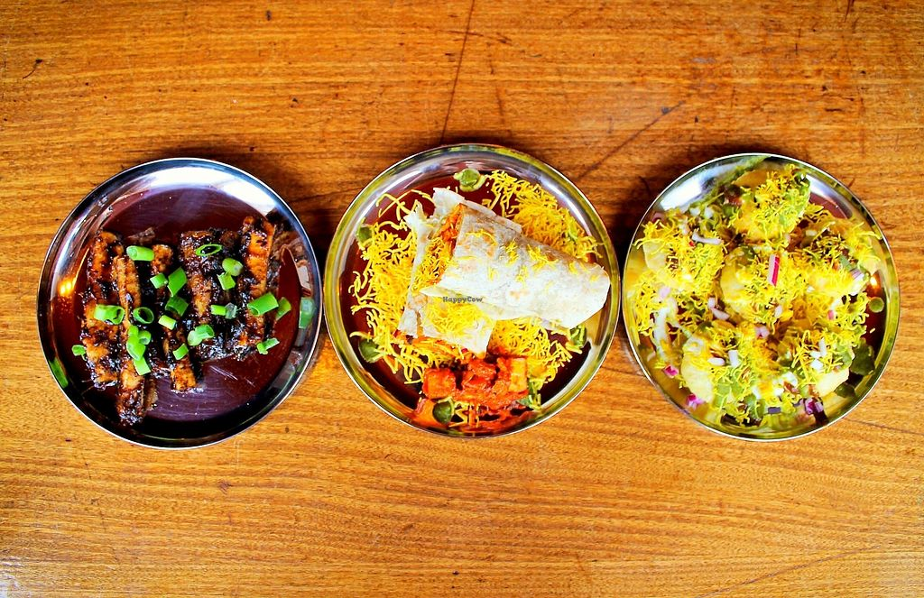 """Photo of Jaldee Jaldee  by <a href=""""/members/profile/Fagoon"""">Fagoon</a> <br/>Indian street food tapas, delicious yet healthy small plates to accompany your favourite drink.  <br/> December 7, 2017  - <a href='/contact/abuse/image/106707/333076'>Report</a>"""