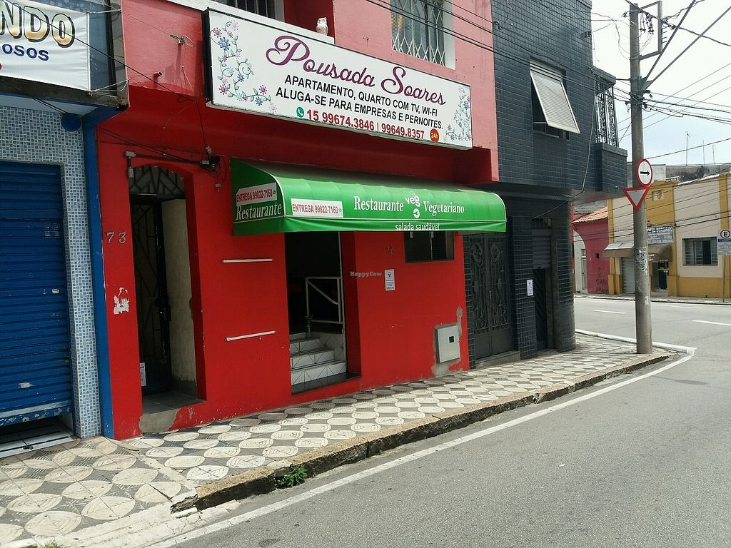 """Photo of Veg Restaurante Saude  by <a href=""""/members/profile/Macintouch"""">Macintouch</a> <br/>Front Gateway <br/> January 11, 2018  - <a href='/contact/abuse/image/106745/345456'>Report</a>"""