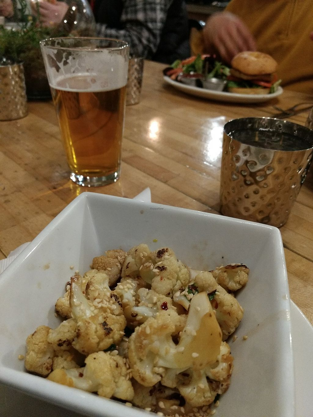 "Photo of Iconik Coffee Roasters  by <a href=""/members/profile/bduboff"">bduboff</a> <br/>Roasted Cauliflower  <br/> December 8, 2017  - <a href='/contact/abuse/image/106747/333485'>Report</a>"