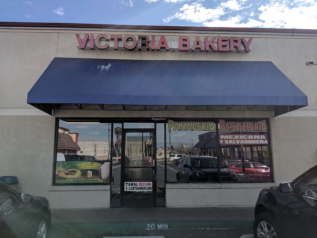 """Photo of Victoria's Bakery - Vegan by Victoria  by <a href=""""/members/profile/xmrfigx"""">xmrfigx</a> <br/>Storefront  <br/> March 21, 2018  - <a href='/contact/abuse/image/106767/373934'>Report</a>"""