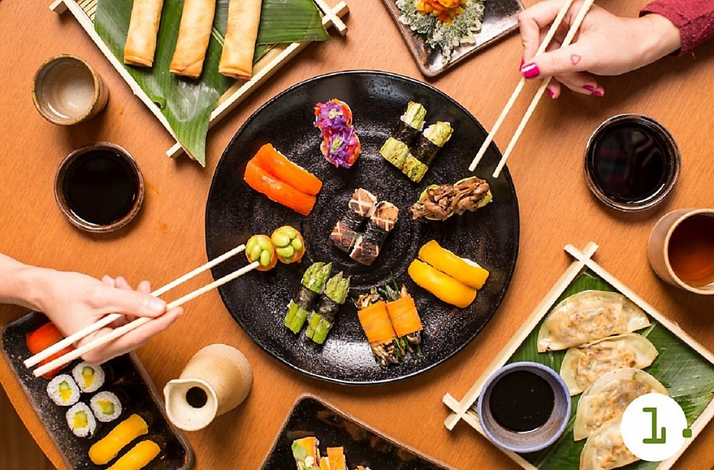 """Photo of Sushimar Vegano  by <a href=""""/members/profile/OliverSykes"""">OliverSykes</a> <br/>Sushi Time <br/> December 12, 2017  - <a href='/contact/abuse/image/106773/335007'>Report</a>"""