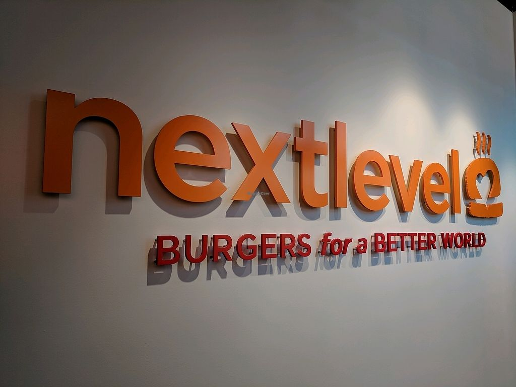 "Photo of Next Level Burger  by <a href=""/members/profile/LilyDong"">LilyDong</a> <br/>Next Level for everyone  <br/> December 9, 2017  - <a href='/contact/abuse/image/106830/333604'>Report</a>"
