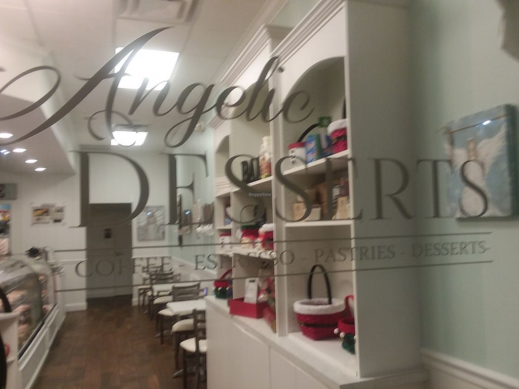 """Photo of Angelic Desserts  by <a href=""""/members/profile/mshelene"""">mshelene</a> <br/>Sign on store <br/> December 11, 2017  - <a href='/contact/abuse/image/106836/334688'>Report</a>"""
