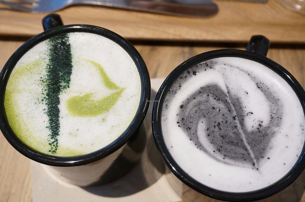 """Photo of Wild & The Moon - Opéra  by <a href=""""/members/profile/Ricardo"""">Ricardo</a> <br/>Charcoal & Matcha Latte <br/> December 8, 2017  - <a href='/contact/abuse/image/106841/333498'>Report</a>"""