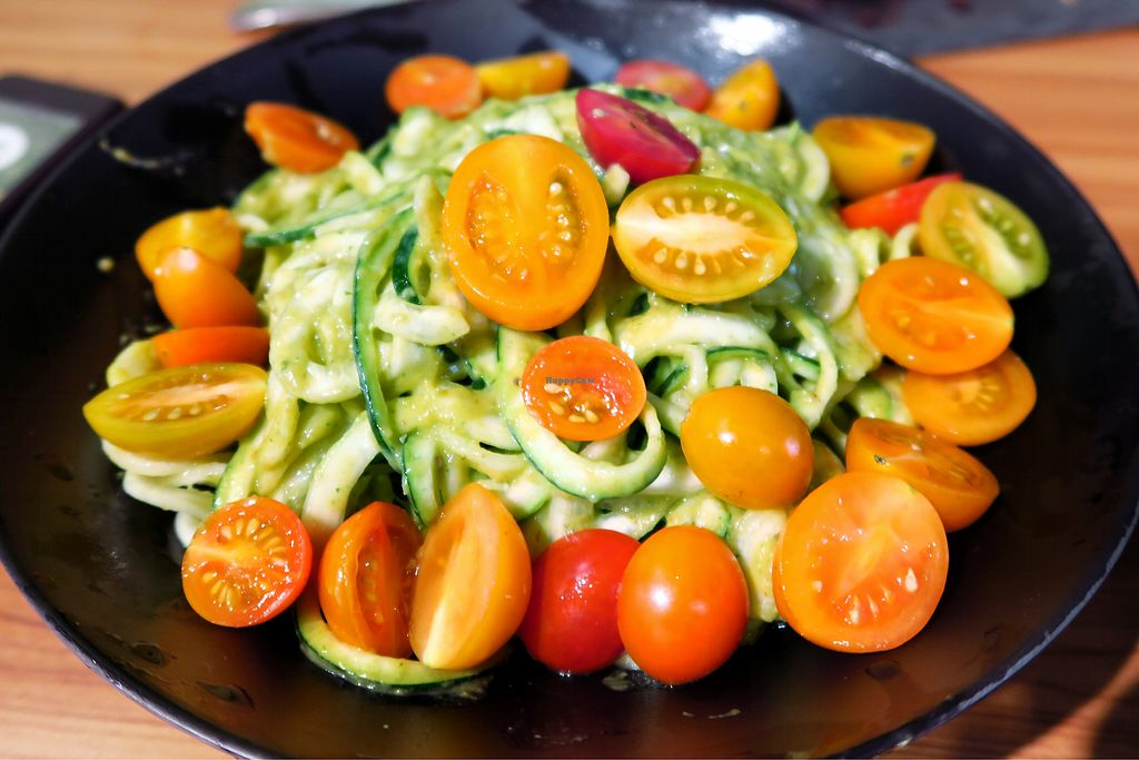 "Photo of Soul ALife  by <a href=""/members/profile/gracetjq"">gracetjq</a> <br/>Mango avo zoodles <br/> January 16, 2018  - <a href='/contact/abuse/image/106922/347190'>Report</a>"