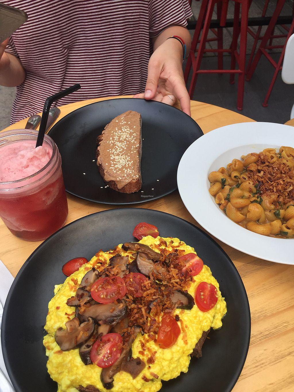 "Photo of Soul ALife  by <a href=""/members/profile/meislnicoline"">meislnicoline</a> <br/>Nur butter toast, mac&cheese, scrambled egg <br/> April 12, 2018  - <a href='/contact/abuse/image/106922/384270'>Report</a>"