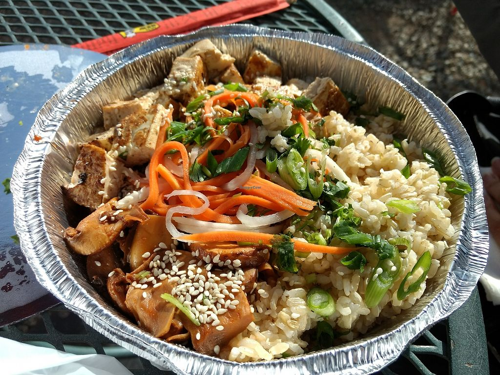 """Photo of Bonsai Asian Tacos Truck  by <a href=""""/members/profile/bduboff"""">bduboff</a> <br/>YUM <br/> December 9, 2017  - <a href='/contact/abuse/image/106948/334100'>Report</a>"""