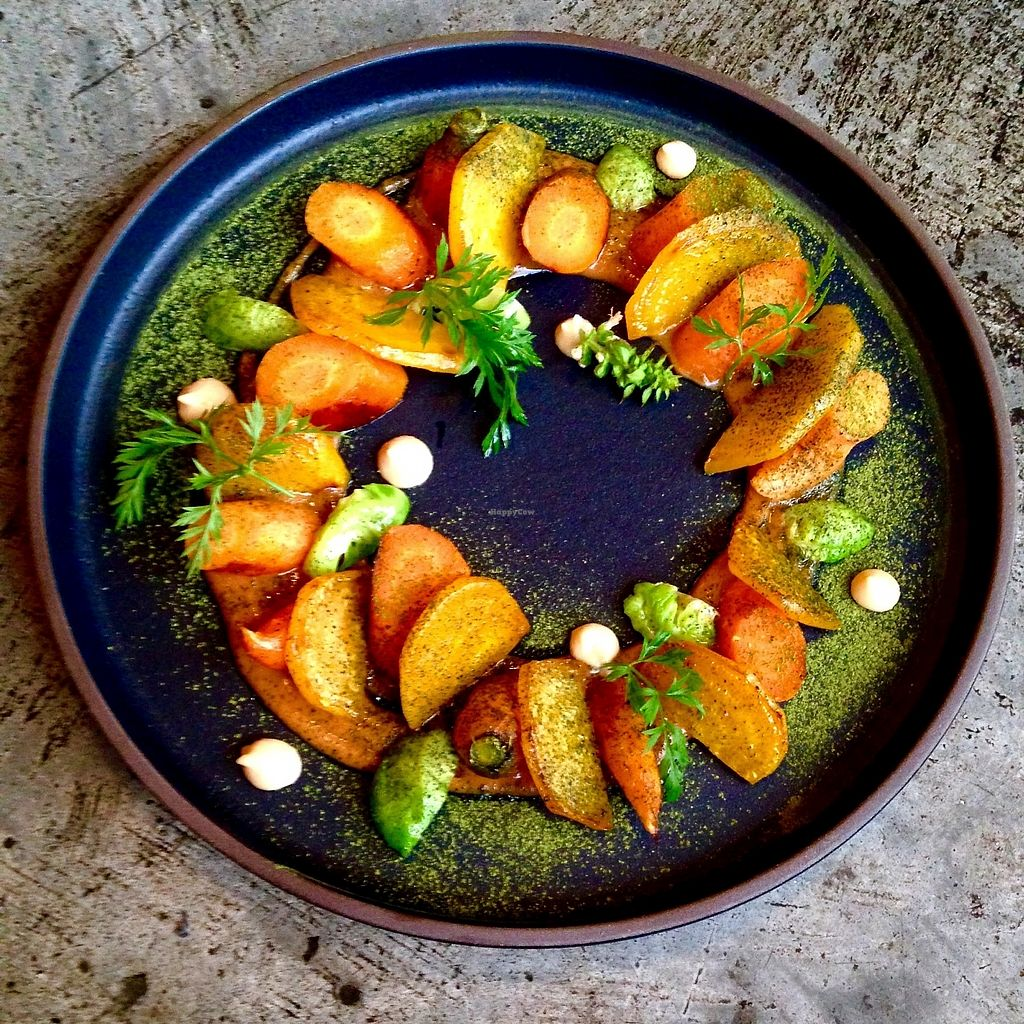 """Photo of CLOSED: YUZU  by <a href=""""/members/profile/YUZU"""">YUZU</a> <br/>Miso Carrots & Golden Beets (Vegan, Gluten Free) <br/> December 12, 2017  - <a href='/contact/abuse/image/106976/335015'>Report</a>"""