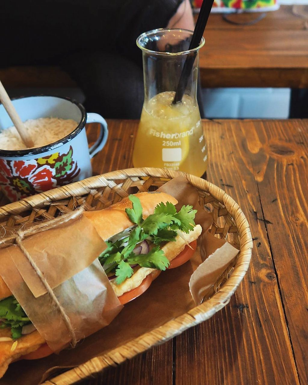 """Photo of Cafefin  by <a href=""""/members/profile/Nikolate"""">Nikolate</a> <br/>bahn mi <br/> December 12, 2017  - <a href='/contact/abuse/image/107037/334902'>Report</a>"""