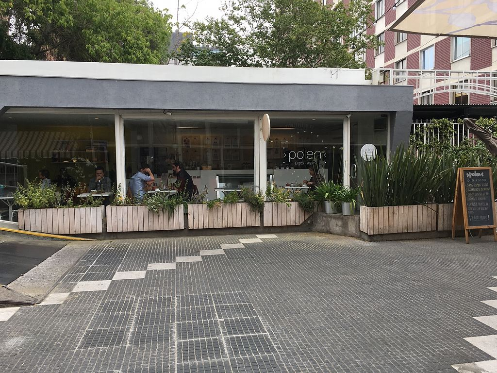 """Photo of Polen Restaurant  by <a href=""""/members/profile/peas-full"""">peas-full</a> <br/>from outside <br/> December 13, 2017  - <a href='/contact/abuse/image/107055/335226'>Report</a>"""