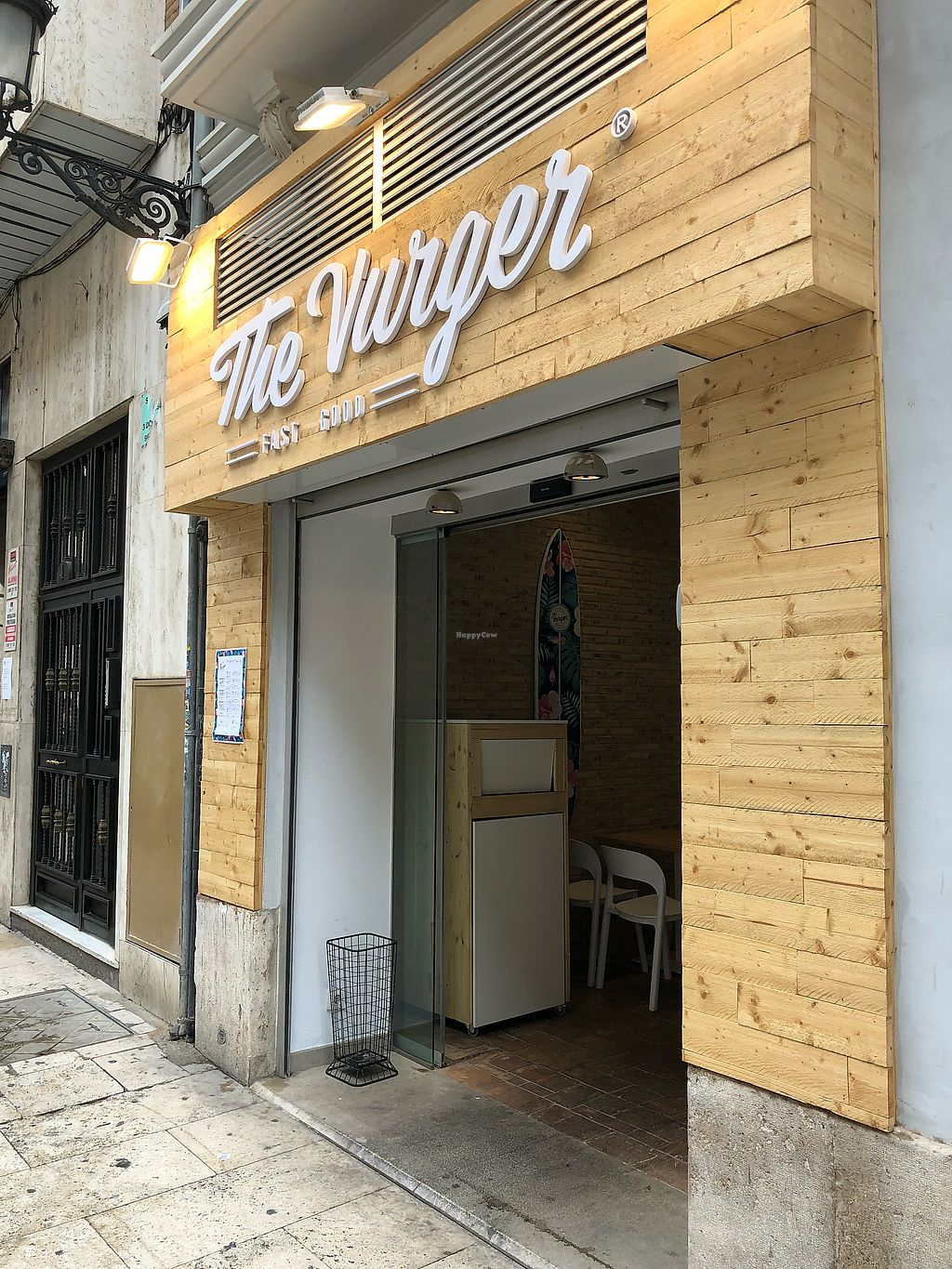 """Photo of The Vurger - Santa Ana  by <a href=""""/members/profile/_hael"""">_hael</a> <br/>Storefront <br/> February 8, 2018  - <a href='/contact/abuse/image/107067/356541'>Report</a>"""