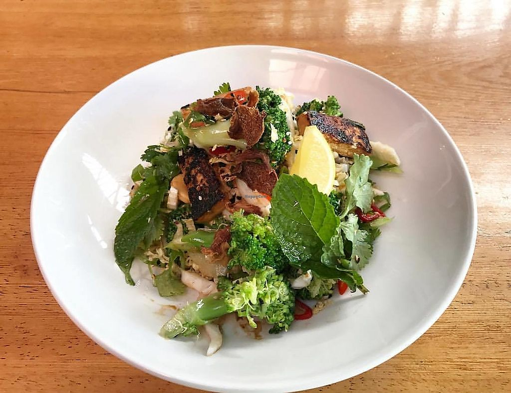 """Photo of Espressohead  by <a href=""""/members/profile/community5"""">community5</a> <br/>Grilled tofu salad <br/> December 19, 2017  - <a href='/contact/abuse/image/107080/337302'>Report</a>"""