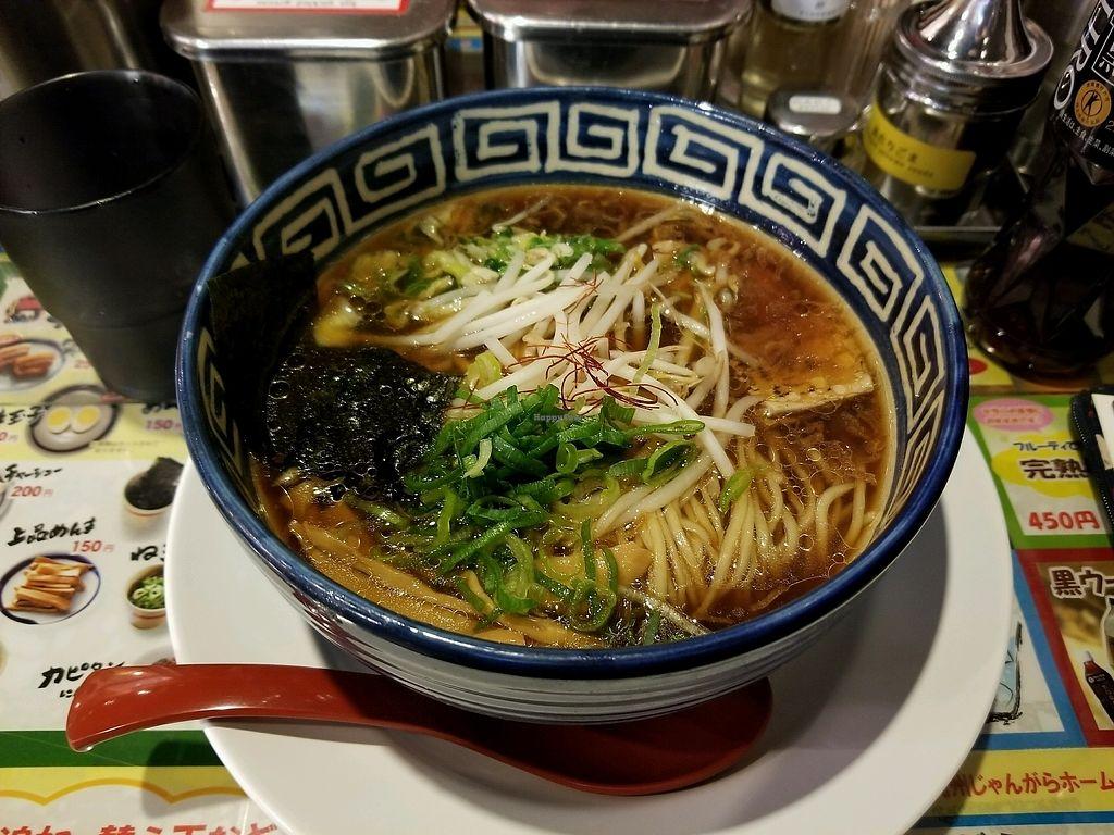 "Photo of Kyushu Jangara Ramen - Ginza  by <a href=""/members/profile/victoriau"">victoriau</a> <br/>Vegan ramen <br/> January 11, 2018  - <a href='/contact/abuse/image/107096/345358'>Report</a>"