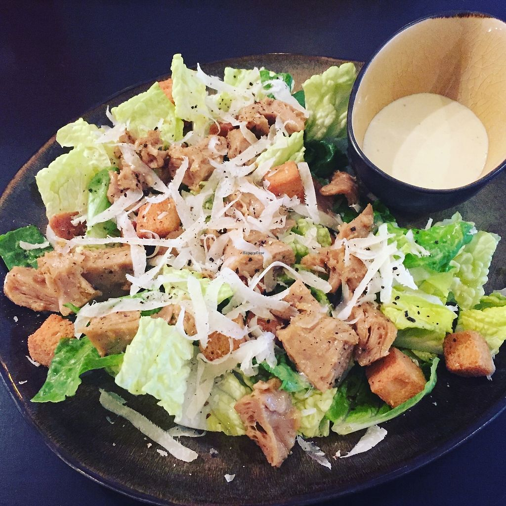 "Photo of Plant B  by <a href=""/members/profile/AlexandraFlamand"">AlexandraFlamand</a> <br/>Vegetarian Caesar Salad <br/> December 13, 2017  - <a href='/contact/abuse/image/107102/335251'>Report</a>"