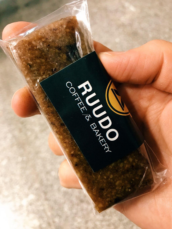 "Photo of Ruudo Coffee & Bakery  by <a href=""/members/profile/veganoteacher"">veganoteacher</a> <br/>Vegan Fruit Bar <br/> December 16, 2017  - <a href='/contact/abuse/image/107127/336036'>Report</a>"