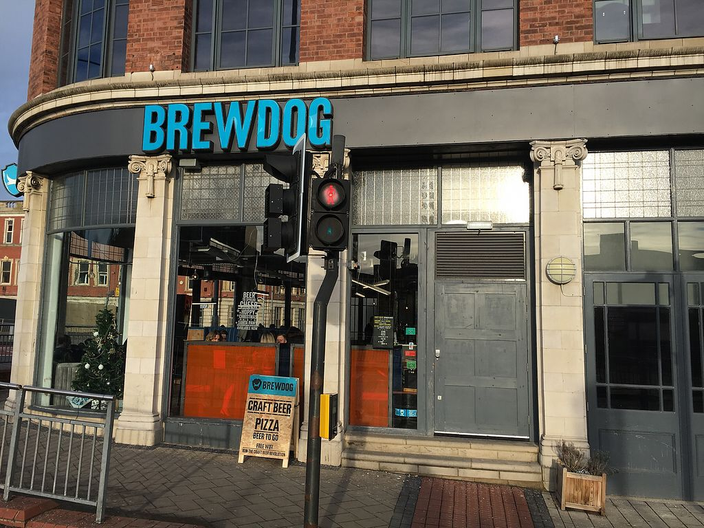 """Photo of BrewDog - Crispin House  by <a href=""""/members/profile/hack_man"""">hack_man</a> <br/>Outside  <br/> December 16, 2017  - <a href='/contact/abuse/image/107130/336125'>Report</a>"""