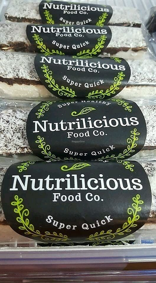 """Photo of Nutrilicious Food Co  by <a href=""""/members/profile/Veronica155"""">Veronica155</a> <br/>vegan bounty bars <br/> December 14, 2017  - <a href='/contact/abuse/image/107177/335419'>Report</a>"""