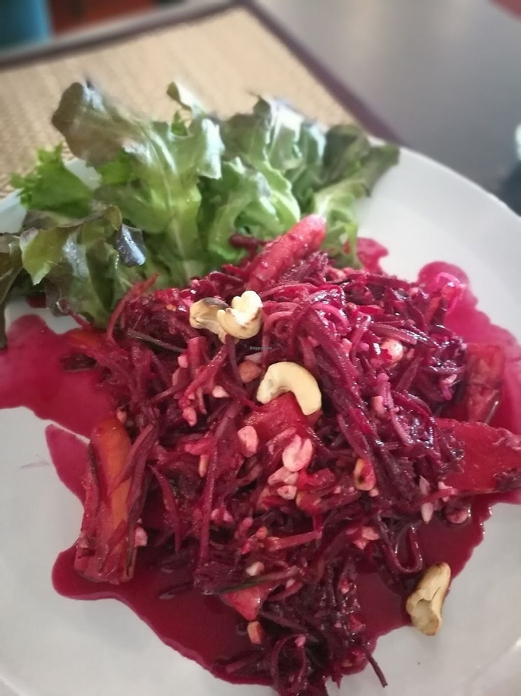 "Photo of Goodsouls Kitchen  by <a href=""/members/profile/shortolyn"">shortolyn</a> <br/>Spicy Beetroot and Carrot Salad <br/> December 29, 2017  - <a href='/contact/abuse/image/107183/340363'>Report</a>"
