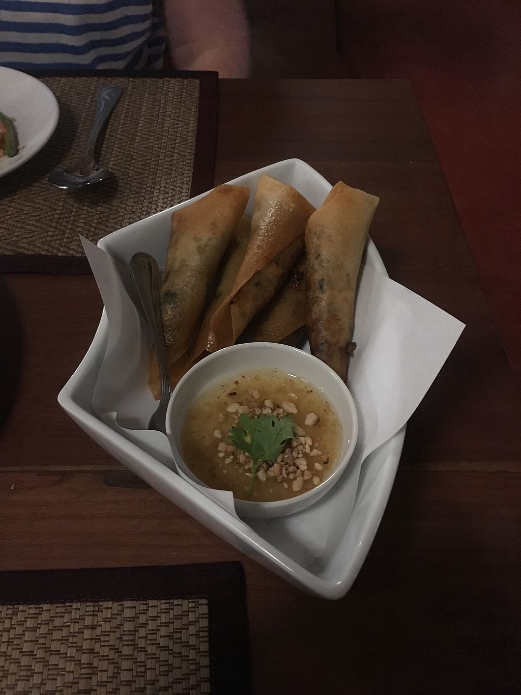 "Photo of Goodsouls Kitchen  by <a href=""/members/profile/Eats_out"">Eats_out</a> <br/>Amazing spring rolls  <br/> January 2, 2018  - <a href='/contact/abuse/image/107183/342013'>Report</a>"