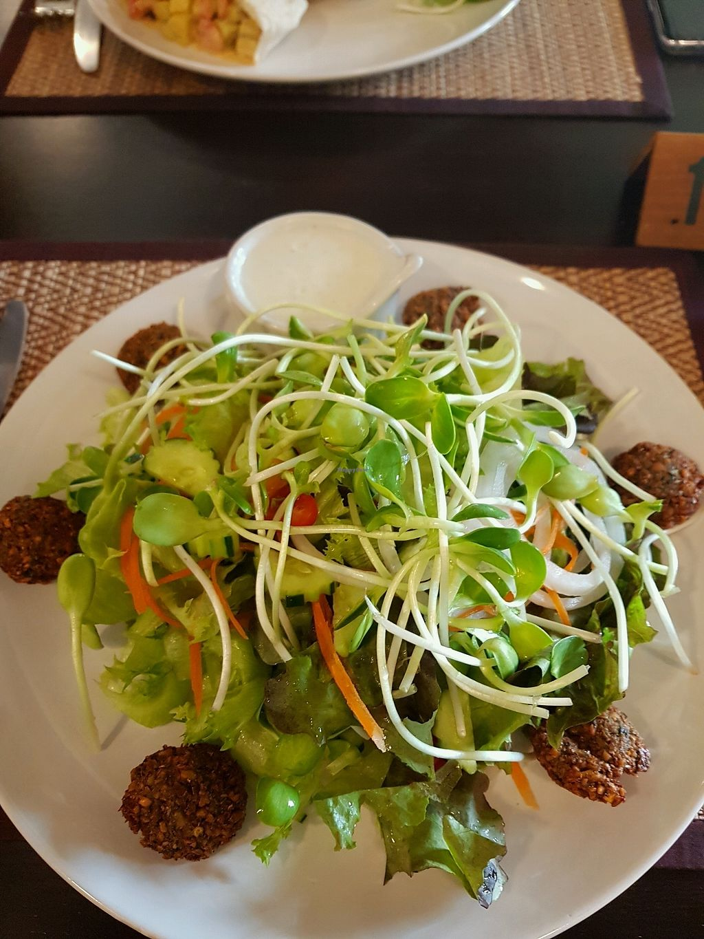 "Photo of Goodsouls Kitchen  by <a href=""/members/profile/AliMac84"">AliMac84</a> <br/>falafel salad <br/> March 24, 2018  - <a href='/contact/abuse/image/107183/375184'>Report</a>"