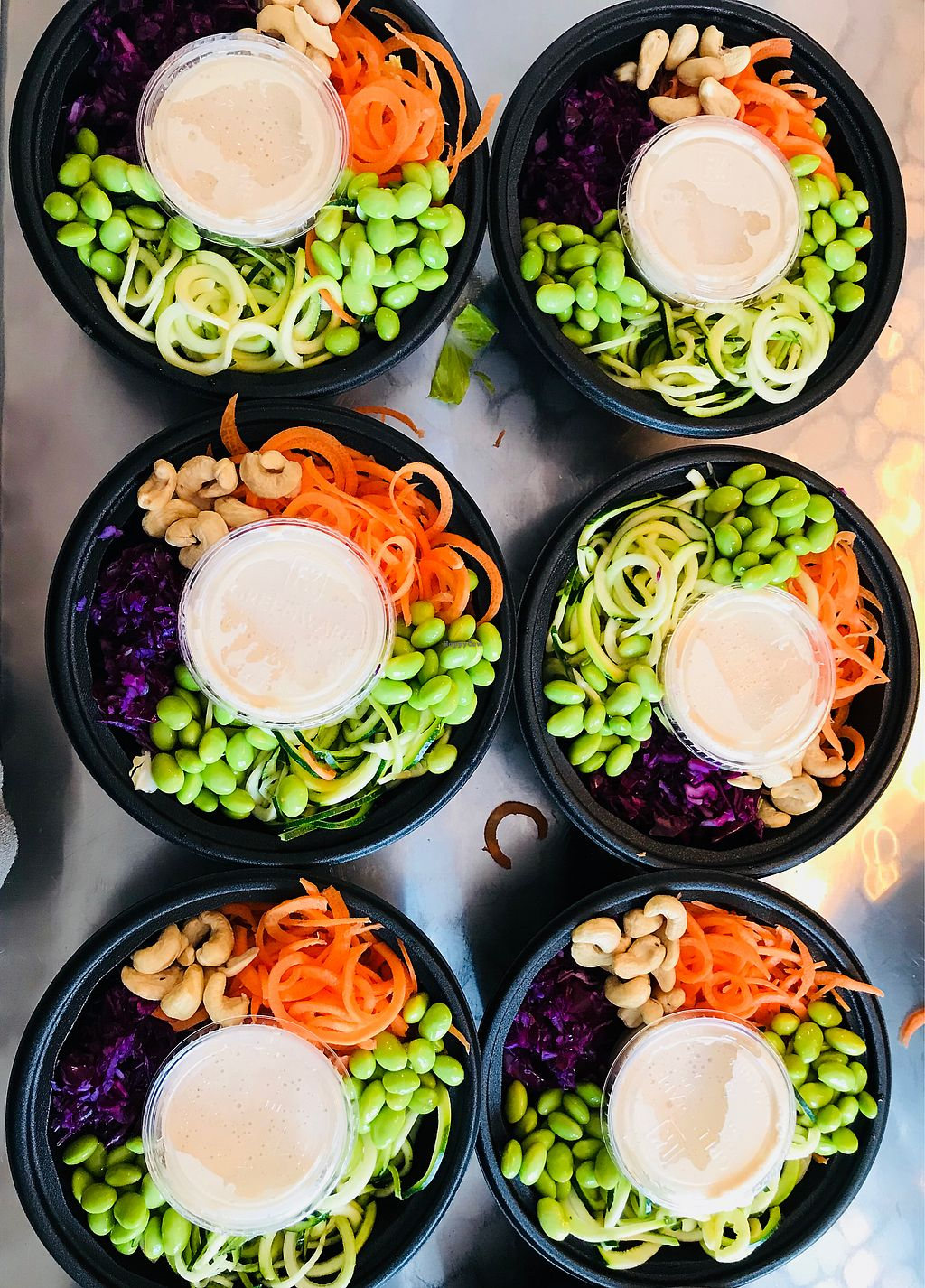 """Photo of Green Goddess  by <a href=""""/members/profile/MorganMitchell"""">MorganMitchell</a> <br/>Asian noodle salads <br/> December 18, 2017  - <a href='/contact/abuse/image/107188/336712'>Report</a>"""