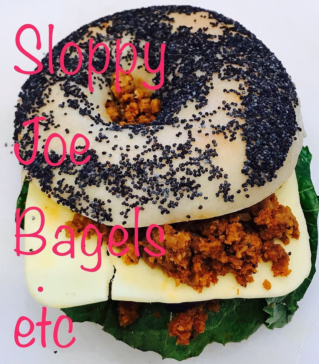 "Photo of Bagels Etc  by <a href=""/members/profile/BagelsEtc"">BagelsEtc</a> <br/>Sloppy joe <br/> March 3, 2018  - <a href='/contact/abuse/image/107204/366063'>Report</a>"