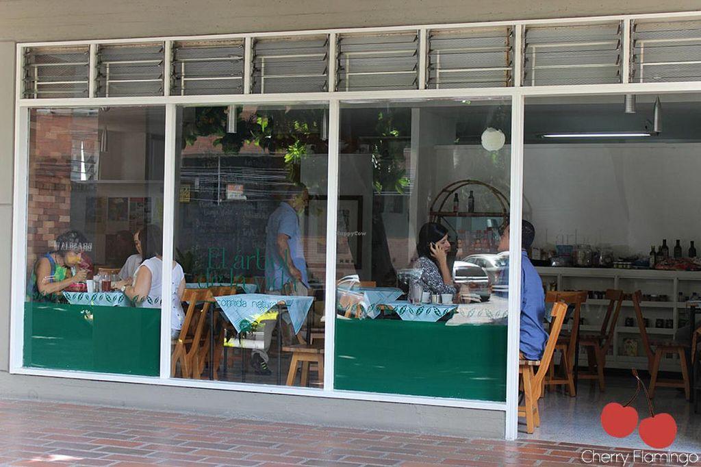 "Photo of El Arbol de la Vida  by <a href=""/members/profile/CherryFlamingo"">CherryFlamingo</a> <br/>Restaurant <br/> July 14, 2015  - <a href='/contact/abuse/image/10720/109408'>Report</a>"