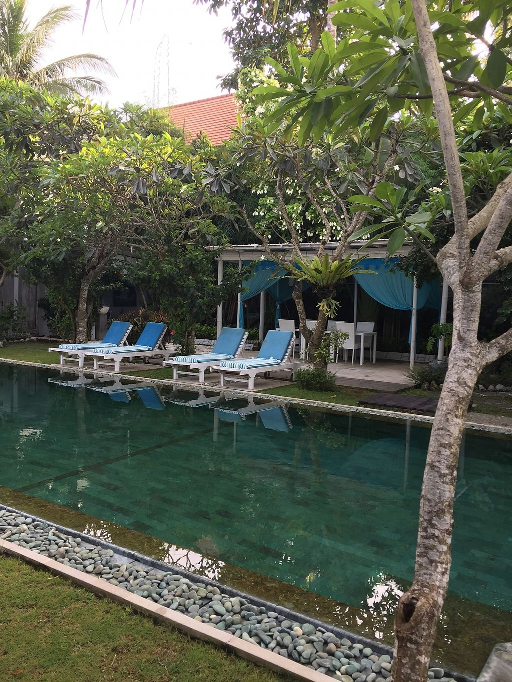 "Photo of Aquaria Eco Resort  by <a href=""/members/profile/Margaret.Hanna10"">Margaret.Hanna10</a> <br/>Restaurant by the pool and with sea view.  <br/> December 15, 2017  - <a href='/contact/abuse/image/107212/335662'>Report</a>"