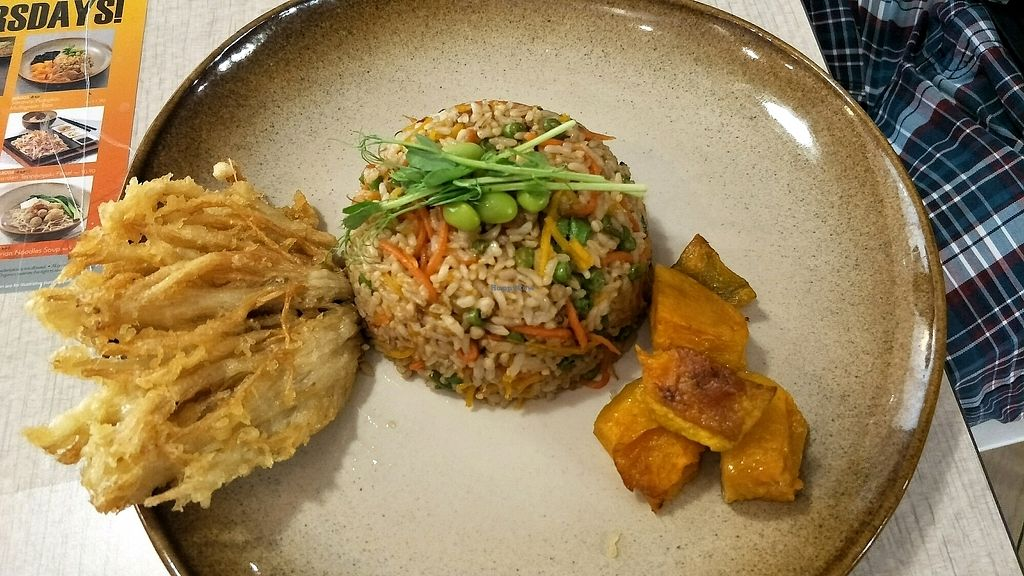 """Photo of BMS Organics at Seremban 2  by <a href=""""/members/profile/alicel"""">alicel</a> <br/>pumpkin grain rice <br/> December 15, 2017  - <a href='/contact/abuse/image/107237/335673'>Report</a>"""