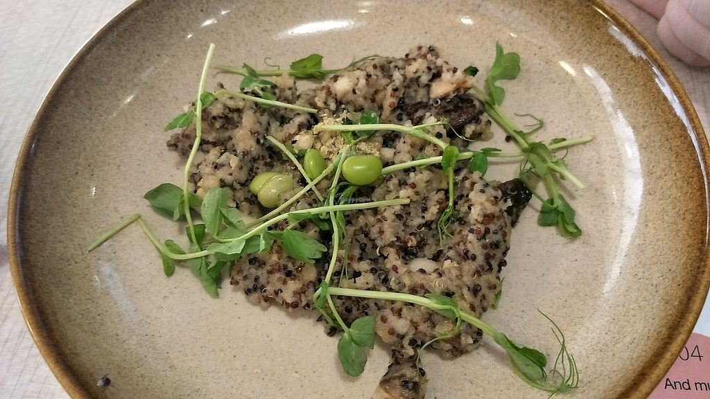 """Photo of BMS Organics at Seremban 2  by <a href=""""/members/profile/alicel"""">alicel</a> <br/>mushroom quinoa risotto <br/> December 15, 2017  - <a href='/contact/abuse/image/107237/335674'>Report</a>"""