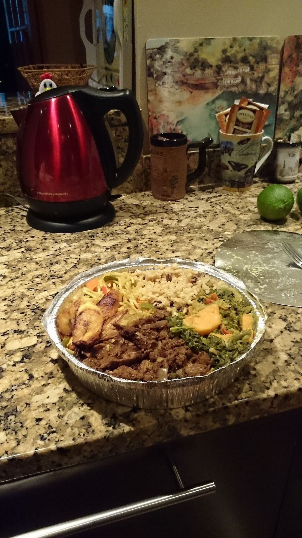 """Photo of Luvinya-215  by <a href=""""/members/profile/ZoraySpielvogel"""">ZoraySpielvogel</a> <br/>This plater was big enough for 3 large meal ? just for about $10 <br/> January 30, 2018  - <a href='/contact/abuse/image/107242/352904'>Report</a>"""